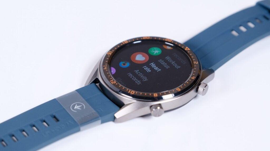 Apps do Huawei Watch GT