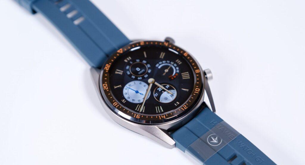 Close do Huawei Watch GT