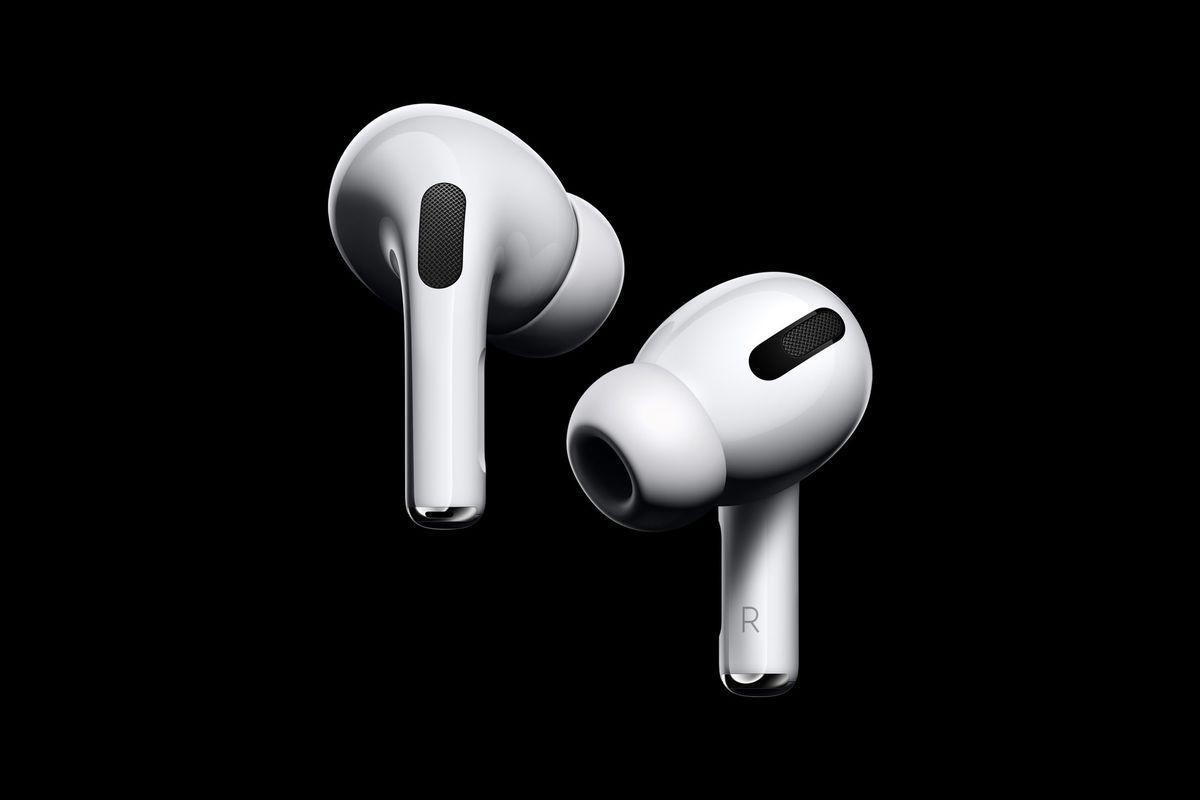 Apple airpods pro new design 102819. 0