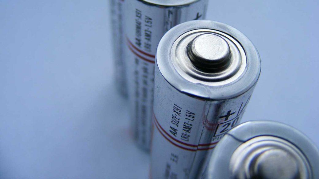 Bateria de carbono - capa