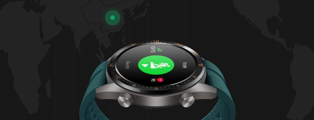 App fitness do Huawei Watch GT
