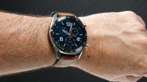 Foto destacada do Huawei Watch GT