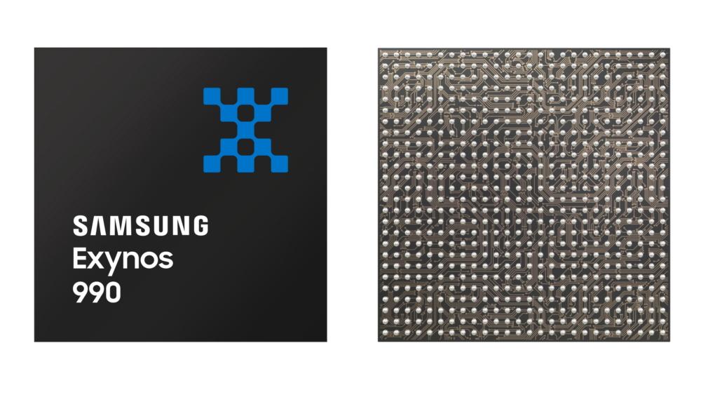 Exynos 990 é o mais novo processador da Samsung