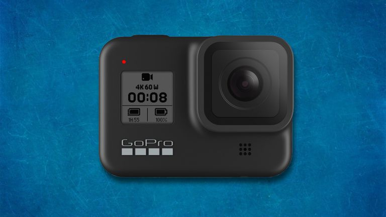 A nova gopro hero 8 black é mais estável e está mais potente do que antes