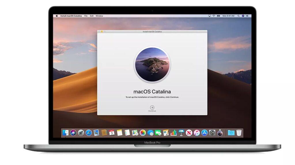 macOS Catalina está disponível para download