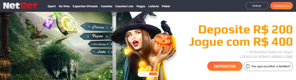 Netbet - cassinos online