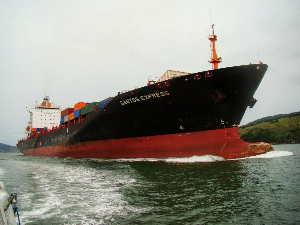 Samsung também é uma das maiores produtoras de navios do mundo