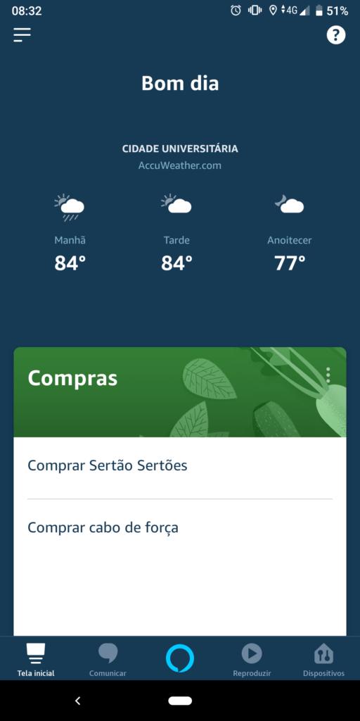 Amazon lança alexa em português e dois alto-falantes echo no brasil. A amazon anunciou a chegada da alexa e, junto com ela, os novos alto-falantes echo no brasil