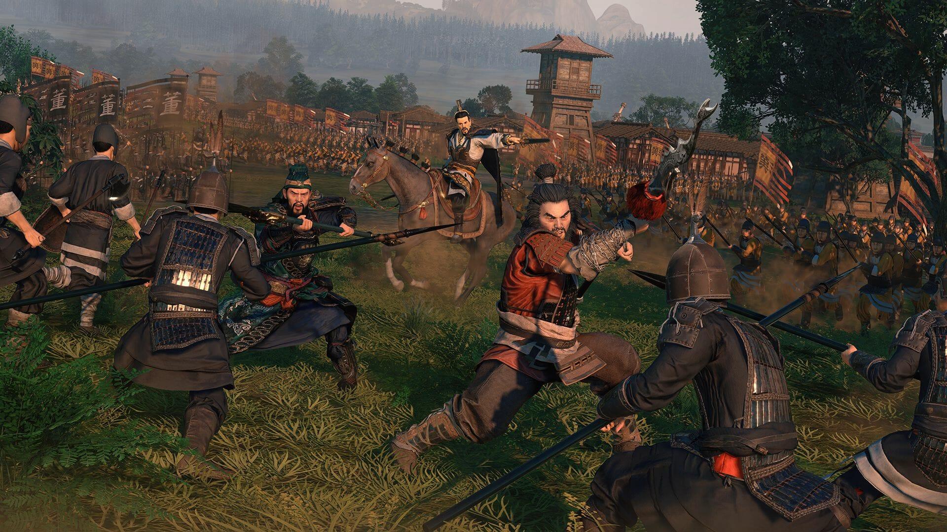 Total War Three Kingdoms é um dos maiores sucessos recentes da SEGA