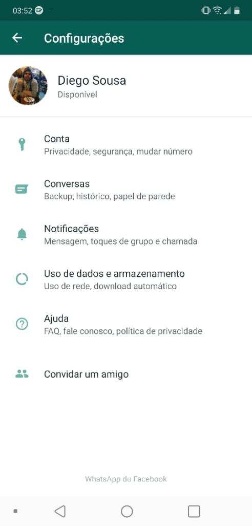 WhatsApp: como desbloquear o app usando sua impressão digital