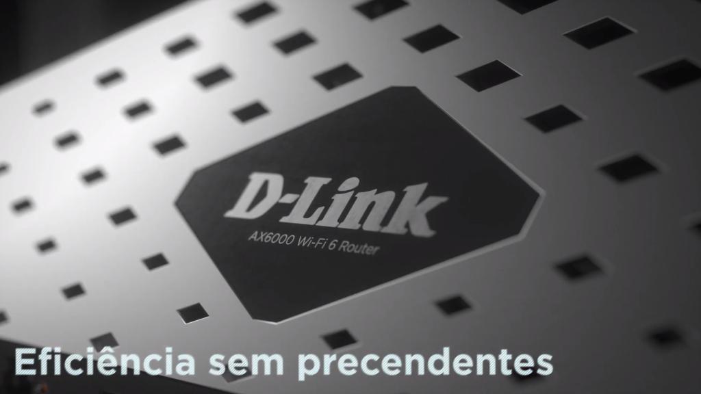 Novo roteador da D-Link integra a linha AX da empresa