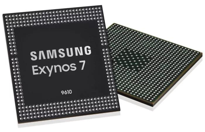 Processador que equipa o Galaxy A50