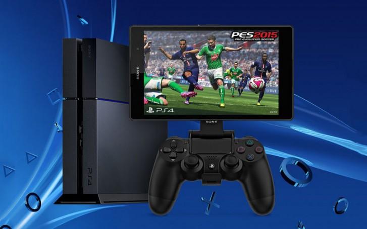 O Remote Play permite até que o Dualshock 4 seja conectado no celular via Bluetooth