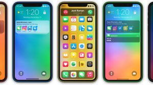 iOS 13 concept Michael Calcada 001