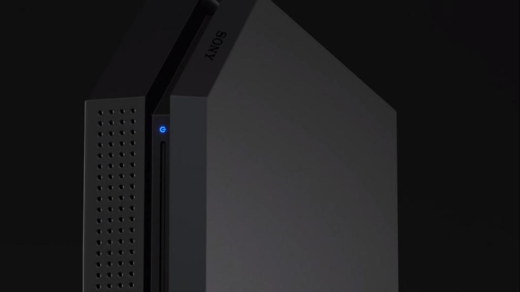 Suposta carcaça do PlayStation 5
