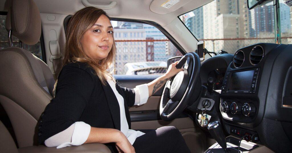 Além do u-elas, as motoristas parceiras vão receber suporte de incentivo
