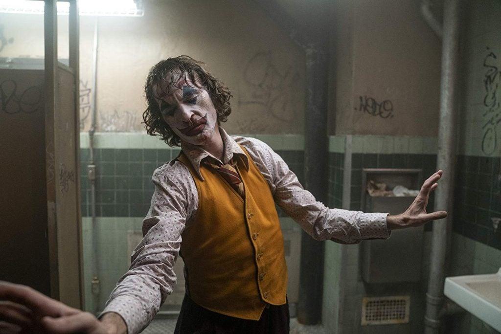 Joaquin Phoenix fez Coringa e concorre ao Oscar de melhor ator
