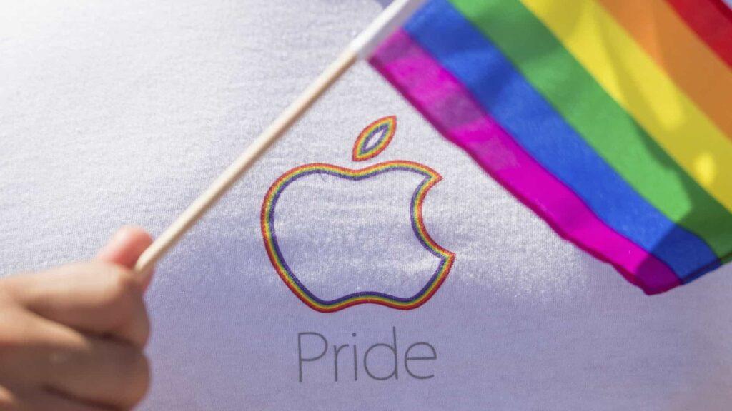 A Apple é conhecida por abraçar a comunidade LGBTQ+, mas para o russo a companhia foi longe demais
