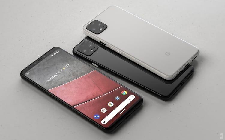 Pixel 4 e Pixel 4 XL trazem design semelhante ao iPhone 11