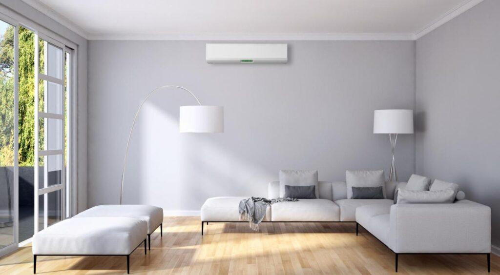A incidência solar pode influenciar no funcionamento do ar-condicionado