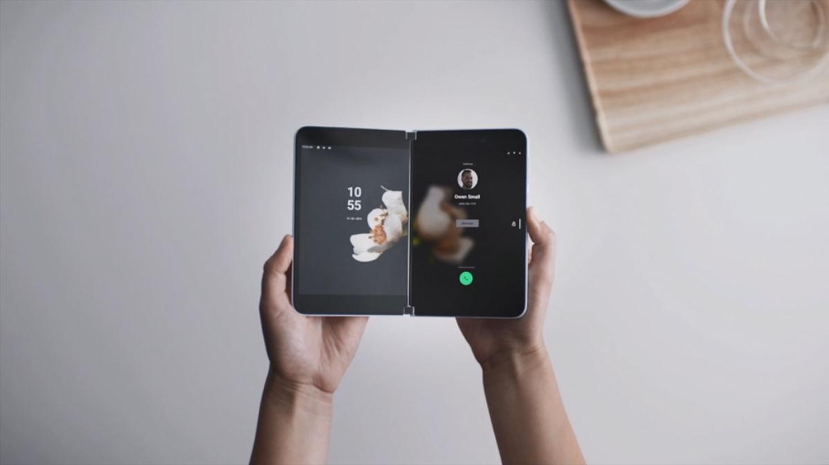 Surface Duo é o novo smartphone dobrável da Microsoft; conheça