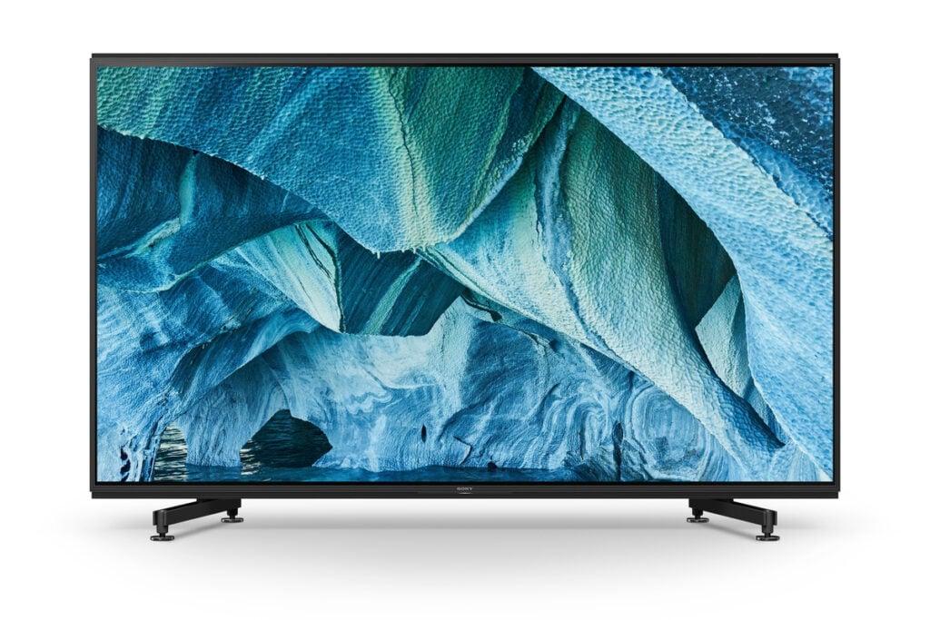 Sendo o modelo mais completo, a TV XBR Z9G custa quase R$ 90 mil