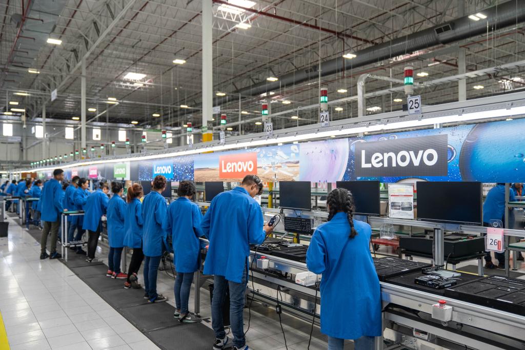 Fábrica Lenovo no Brasil, ThinkStation P330