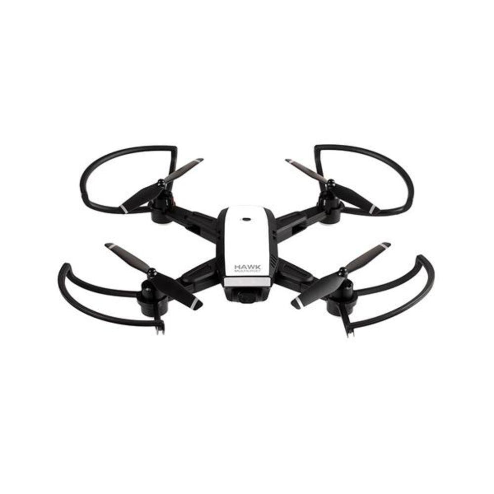 Multilaser Hawk é o drone mais potente vendido pela marca. Traz câmera HD e até 10 minutos de voo