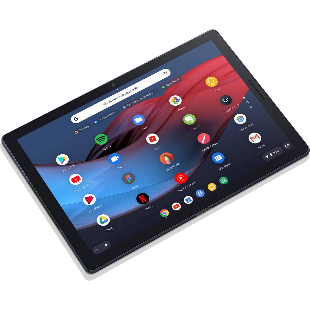 A aposta do Google no mercado de tablets possui um sistema operacional próprio: o Chrome OS