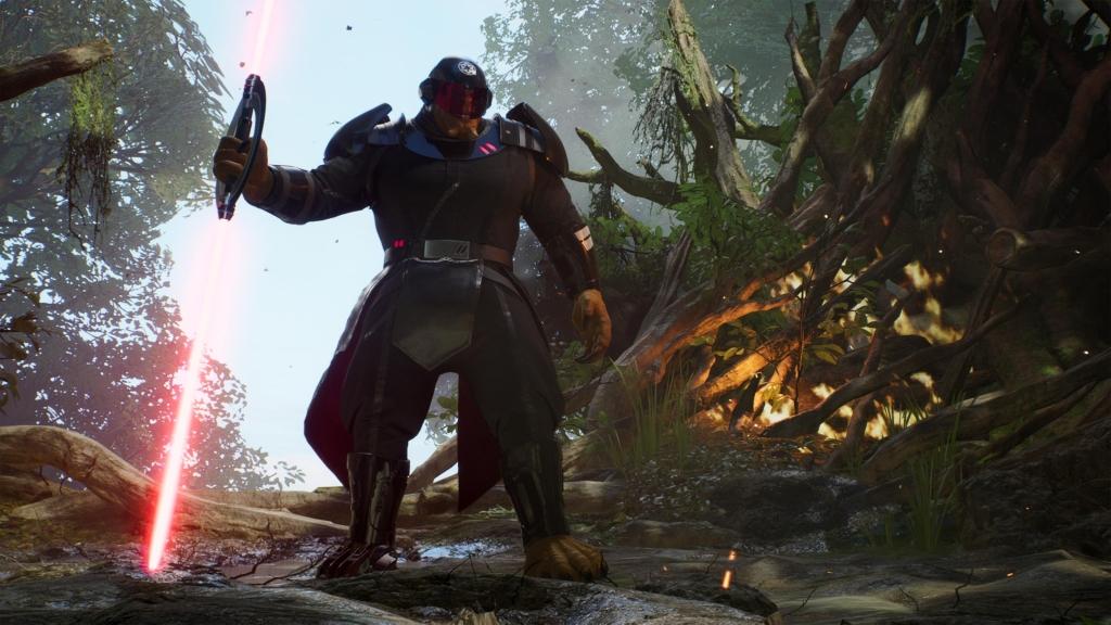 Cada inquisidor tem um padrão de ataque próprio, então fique atento para seus movimentos durante o combate
