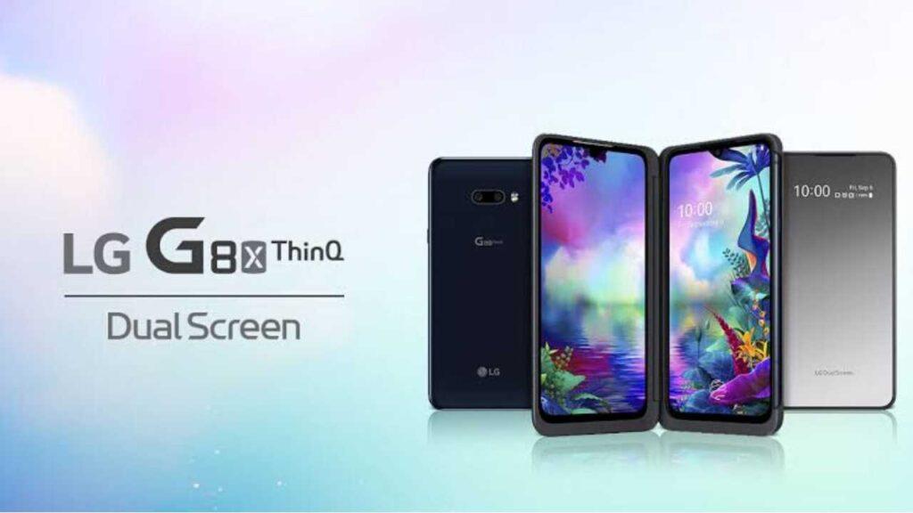 LG G8X ThinQ entra para a história como o primeiro smartphone com duas telas do Brasil