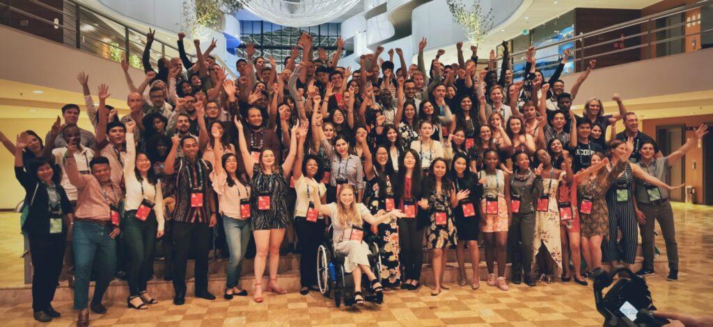 Participantes do YAS 2019