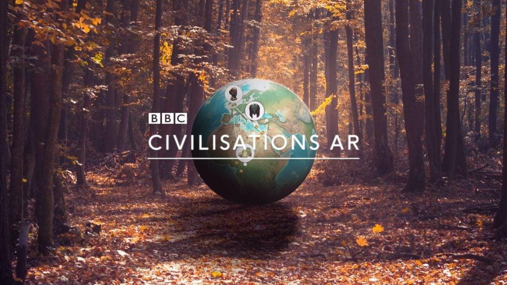 O Civilisations AR foi desenvolvido em parceria com museus ao redor do mundo para levar a experiência para a sua casa