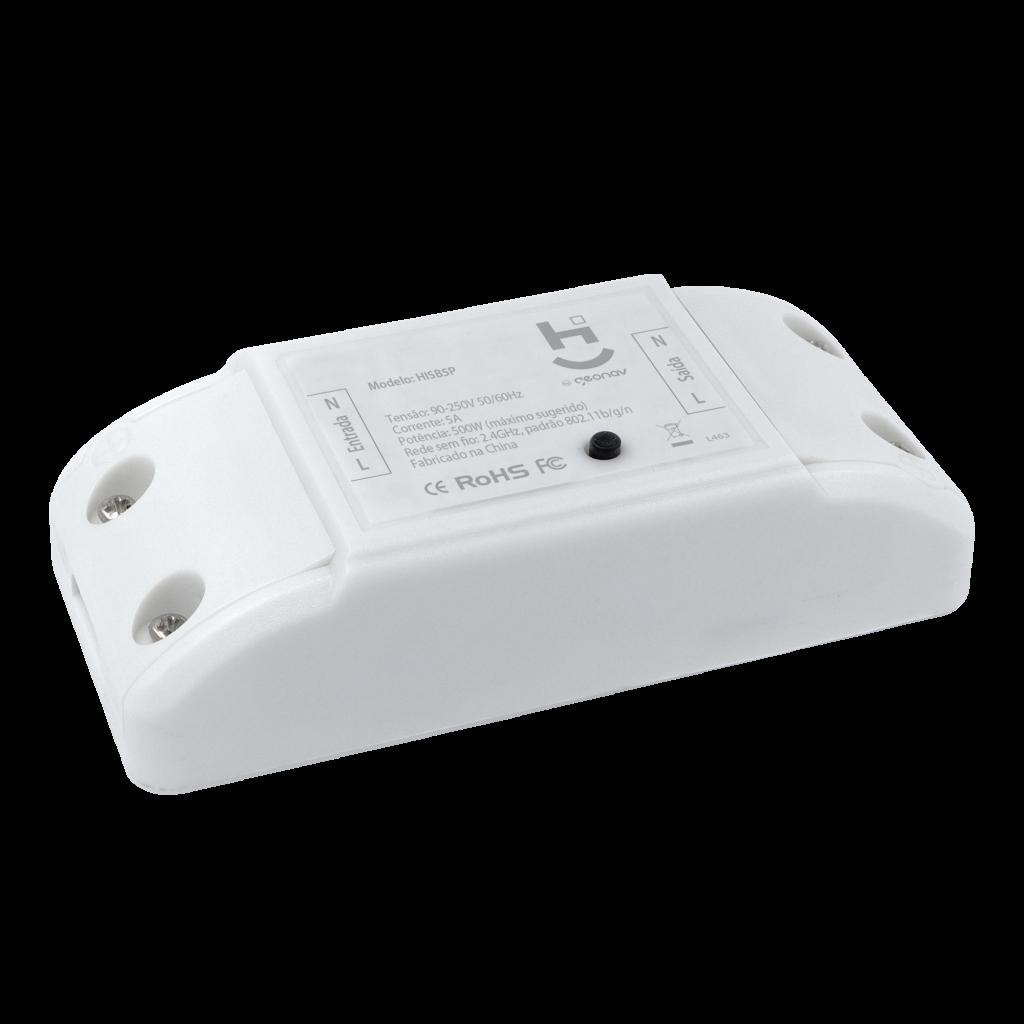 Módulo relé para controlar qualquer dispositivo elétrico da sua casa