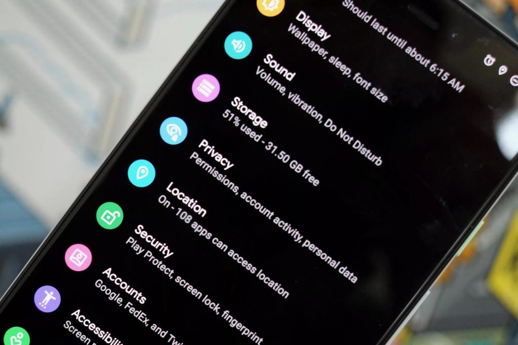 Diversas funções do Android 10 foram removidas (Foto: CNET)