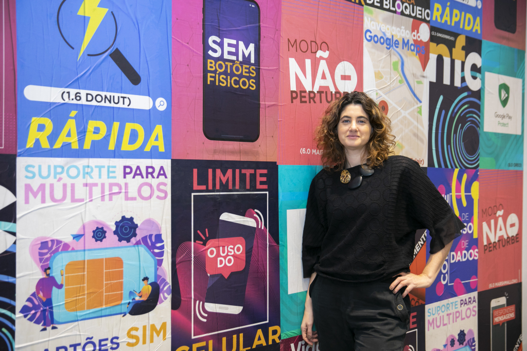Maia Mau, head de marketing de Android para América Latina