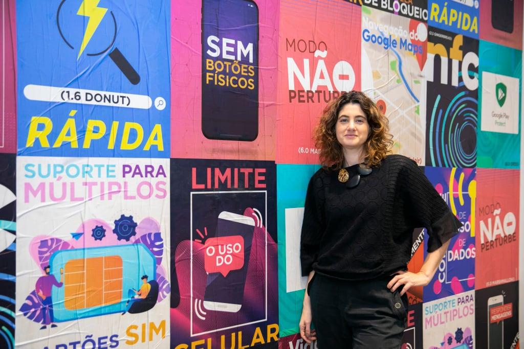 Maia mau, head de marketing de android para américa latina