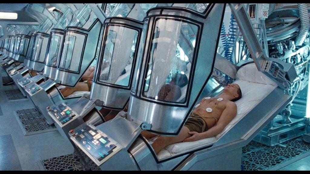 Animação suspensa deixa de ser uma obra de ficção científica e passa a representar o avanço da tecnologia.