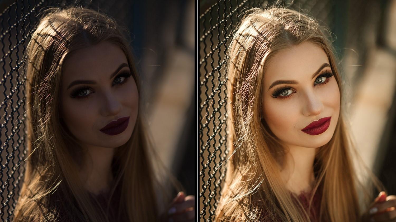 Antes e depois feed instagram 1
