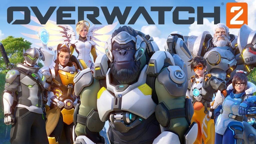 BlizzCon 2019-Overwatch-2