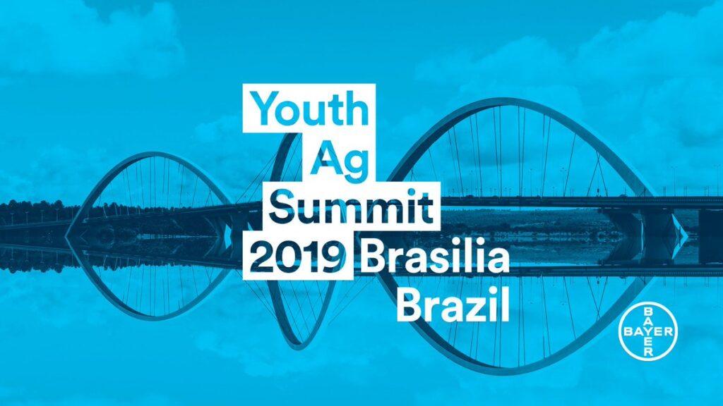 O Youth AgVocate Summit acontece até o dia 6 de novembro