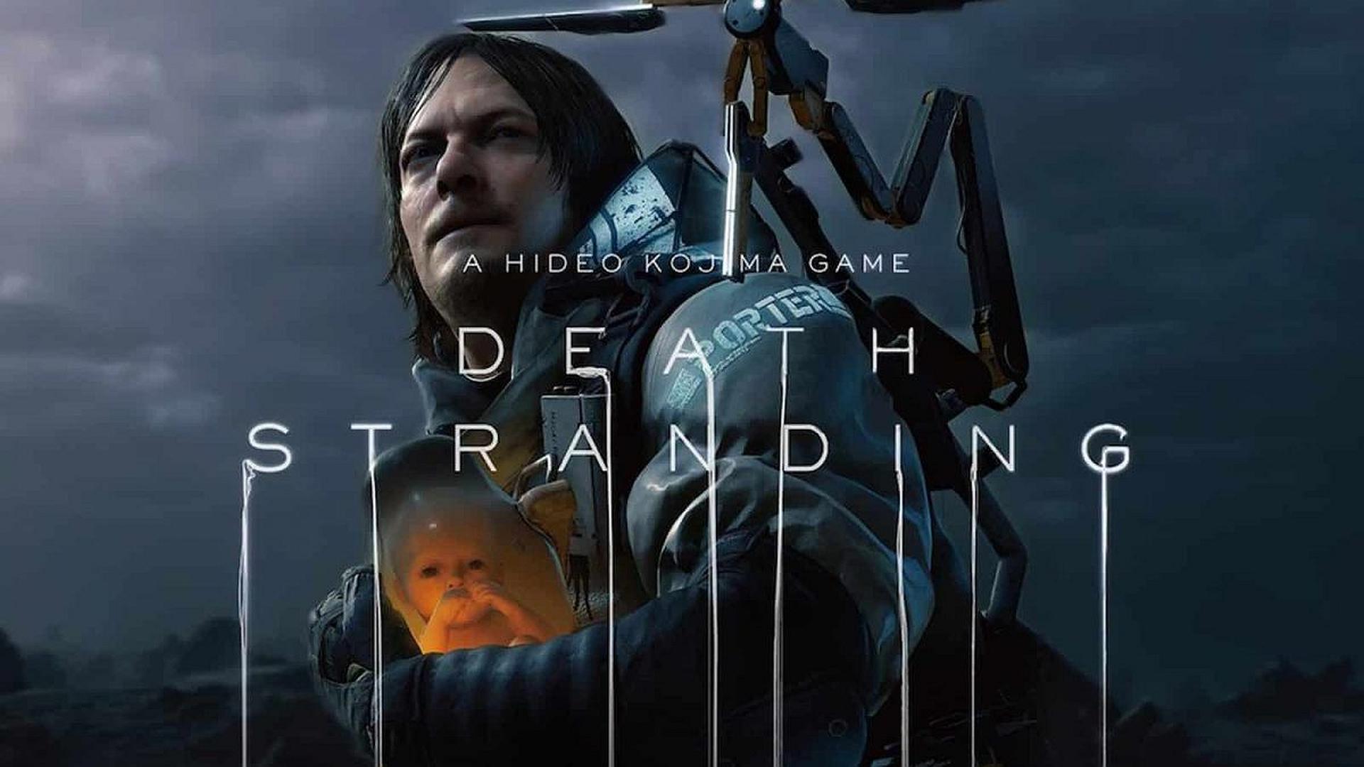 Death stranding capa
