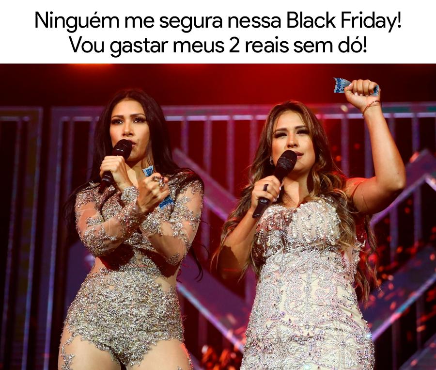 A Black Friday já se tornou motivo de memes no Brasil