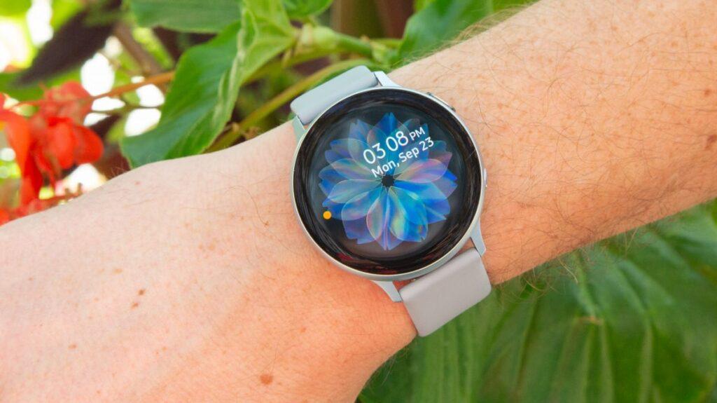 Galaxy watch active 2 é um dos melhores smartwatches de 2019