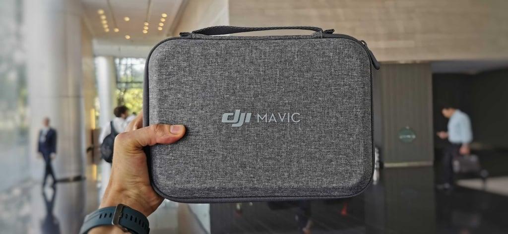 DJI Mavic Mini é lançado oficialmente no Brasil