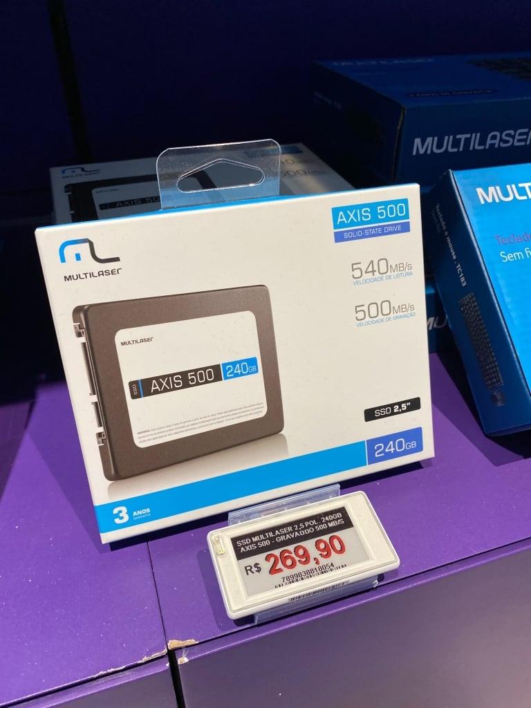 Multilaser inaugura sua primeira loja física  e anuncia o Multilaser H