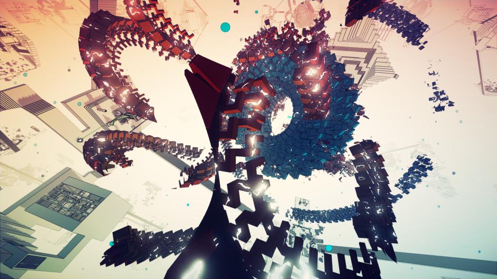 Manifold garden convida o jogador a mergulhar em um mundo fantástico cheio de desafios