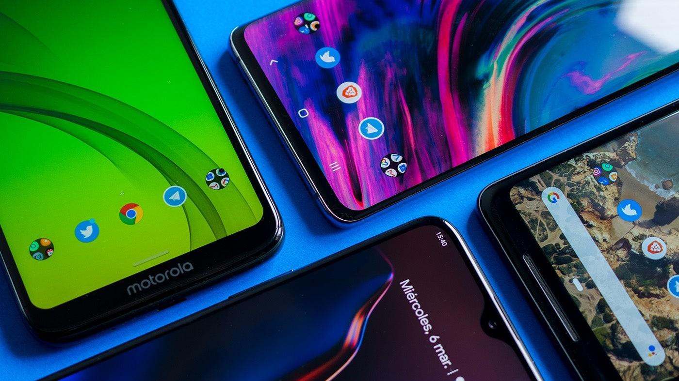 Mviles android en 2019
