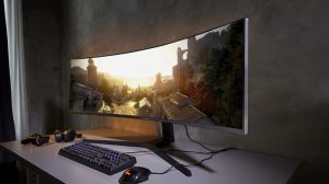 Samsung 2019 Monitors CRG9