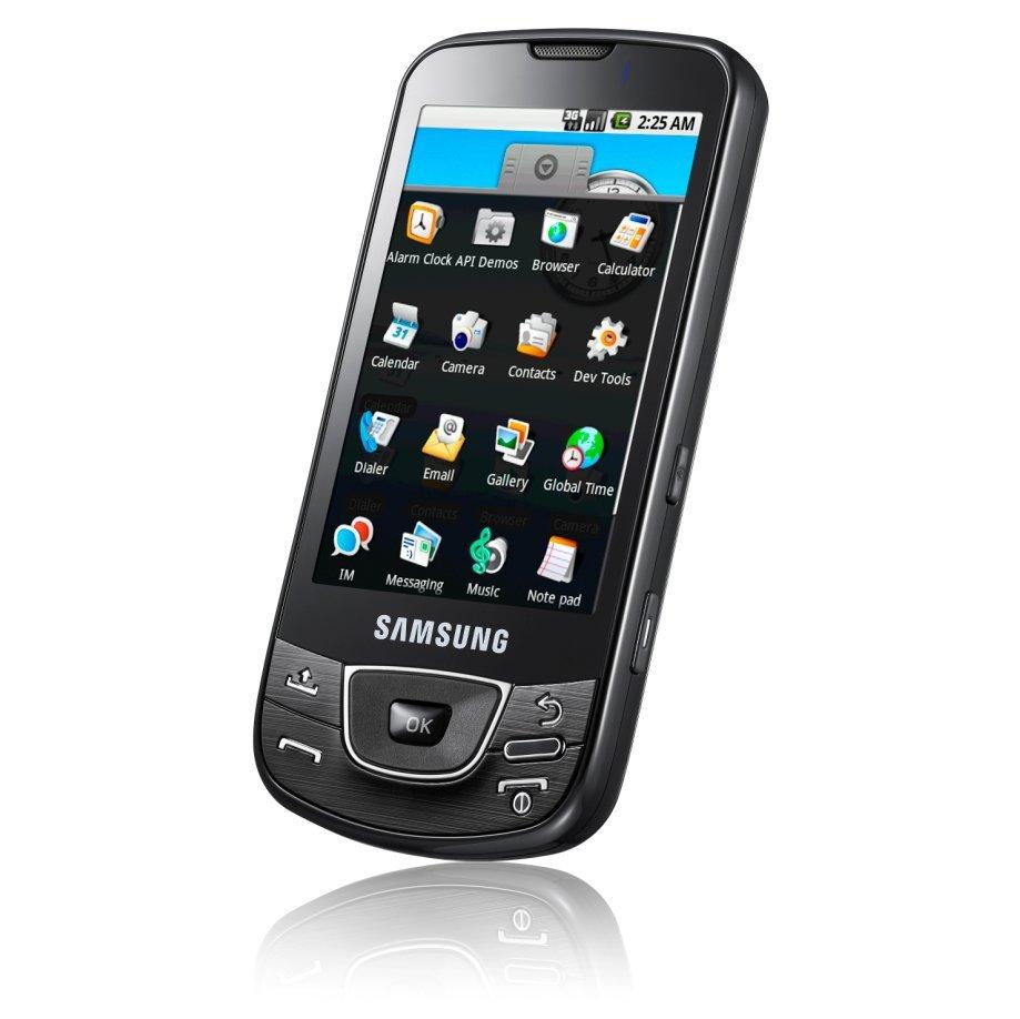 Galaxy i7500 da Samsung foi um dos primeiros smartphones com Android no Brasil